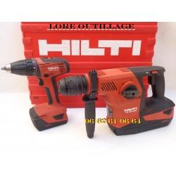 HILTI TE 30-A36 + HILTI SFC 22-A