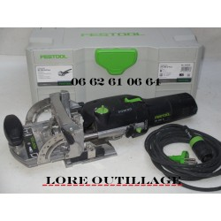 FESTOOL DF 500 Q - Fraiseuse DOMINO