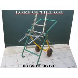MACC POLYROL XL - Chariot dévidoir