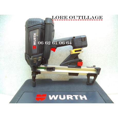 WURTH DIGA CS 2 POWER - Cloueur béton