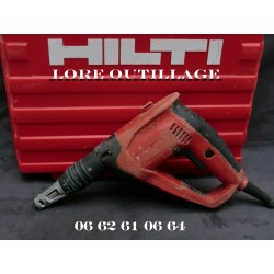 HILTI SF 4000 - visseuse à placo