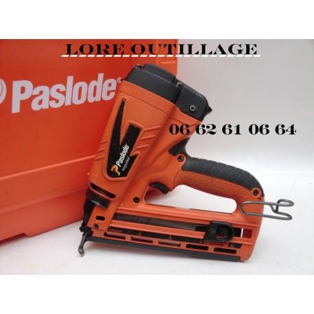 PASLODE IM65 A F16 - Cloueur de finition