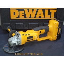DEWALT DC415 - Meuleuse - Disqueuse