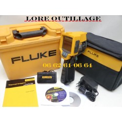 FLUKE Ti 10 - Caméra thermique infrarouge