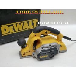 DEWALT D26500 - Rabot