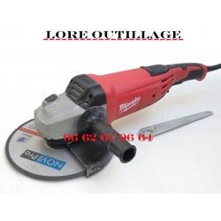 MILWAUKEE AG 230 - Meuleuse / Disqueuse