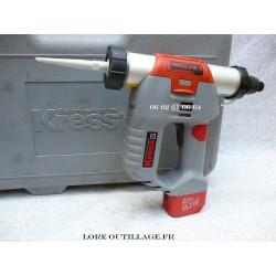 KRESS 132 KAP - Pistolet à mastic - Silicone