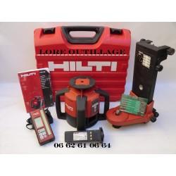 HILTI PRI 36 - Laser rotatif faisceau vert