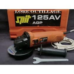 SPIT 125 AV AGP - Meuleuse / disqueuse