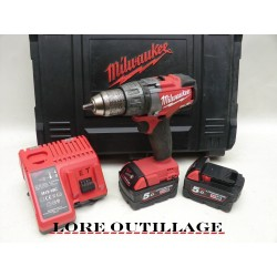 MILWAUKEE M18 FDD - visseuse - perceuse