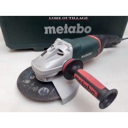 METABO WE 22-230 MVT / Meuleuse - Disqueuse