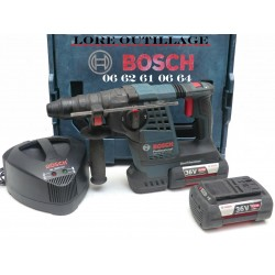 BOSCH GBH 36 VF LI plus - Perforateur - Burineur 36v