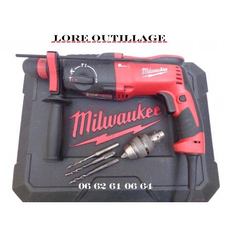 MILWAUKEE PH 26 X - Perforateur - Burineur