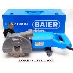 BAIER BDN 453 - Rainureuse
