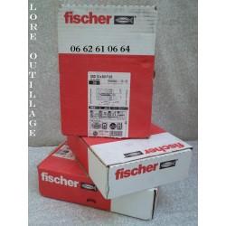 FISCHER 50 tirefonds + chevilles